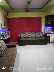 Gallery Cover Image of 710 Sq.ft 1 BHK Apartment for rent in Airoli for 22500