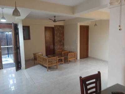Gallery Cover Image of 1500 Sq.ft 3 BHK Independent Floor for rent in DLF Phase 4 for 53000