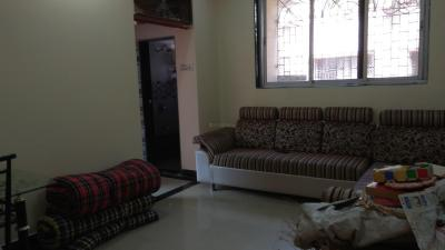 Gallery Cover Image of 900 Sq.ft 2 BHK Apartment for rent in Kopar Khairane for 13600