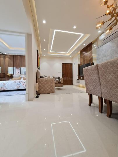 Hall Image of 918 Sq.ft 2 BHK Apartment for buy in Urbanrise Spring Is In The Air, Aminpur for 4085000