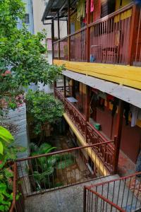 Balcony Image of Beenas Hostel in Rasta Peth