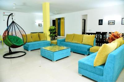 Living Room Image of Nirvana Rooms PG in Sector 45