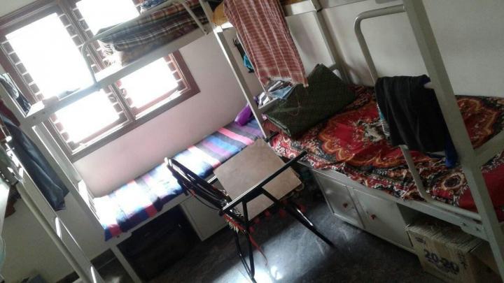 Bedroom Image of Beereshwara PG in Vijayanagar