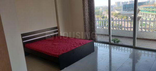 Bedroom Image of 2700 Sq.ft 5 BHK Apartment for rent in Kharadi for 50000