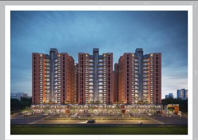 Gallery Cover Image of 2250 Sq.ft 3 BHK Apartment for buy in Maharaj Sarang Lakeview, Vaishno Devi Circle for 8500000