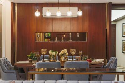 Dining Area Image of 2730 Sq.ft 3 BHK Apartment for buy in Upasna 5th Avenue, Ashok Nagar for 40000000