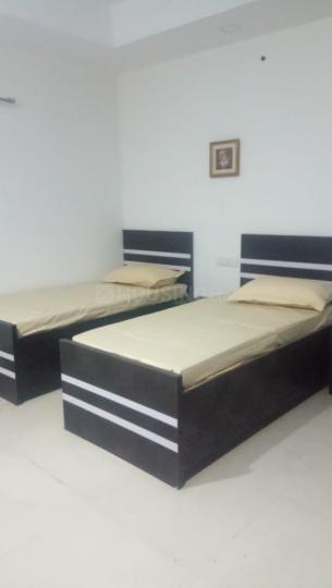 शिवालिक मालवीय नगर इन मालवीय नगर में गर्ल्स पीजी अकोमडेशन के बेडरूम की तस्वीर