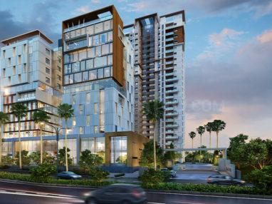 Gallery Cover Image of 2500 Sq.ft 3 BHK Apartment for buy in Salarpuria Magnus, Toli Chowki for 21250000