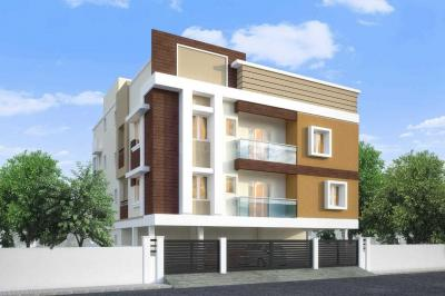 Gallery Cover Image of 1305 Sq.ft 3 BHK Apartment for buy in Medavakkam for 6300000