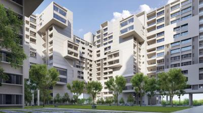 Gallery Cover Image of 1589 Sq.ft 3 BHK Apartment for buy in Bhoganhalli for 11500000