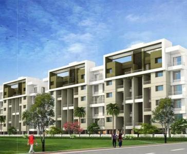 Gallery Cover Image of 986 Sq.ft 2 BHK Apartment for rent in Krisala Krisanta Skyline, Vikas Nagar for 13500
