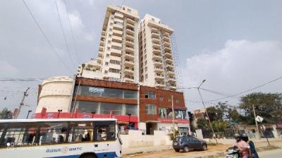 Gallery Cover Image of 2523 Sq.ft 4 BHK Apartment for buy in Monarch Serenity, Thanisandra for 17000000