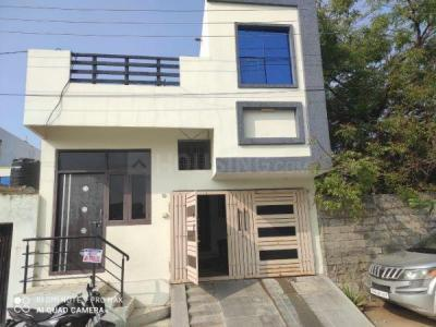 Gallery Cover Image of 950 Sq.ft 2 BHK Independent House for buy in Bandlaguda Jagir for 6500000