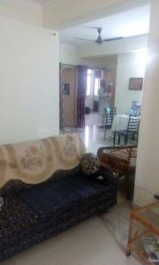 Gallery Cover Image of 1200 Sq.ft 3 BHK Apartment for rent in Jalvayu Heights, Peenya for 21000