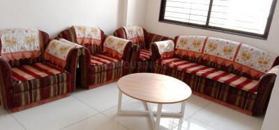 Gallery Cover Image of 1600 Sq.ft 3 BHK Apartment for rent in Sigma Golden Serene, Memnagar for 30000