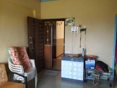 Gallery Cover Image of 606 Sq.ft 1 BHK Apartment for buy in Akurli for 3300000