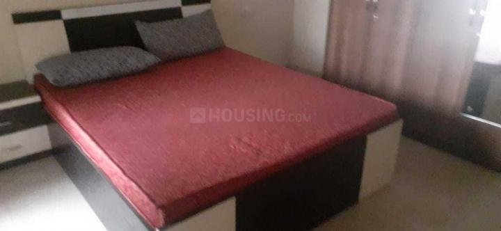 Bedroom Image of 1365 Sq.ft 3 BHK Apartment for rent in Kharghar for 40000