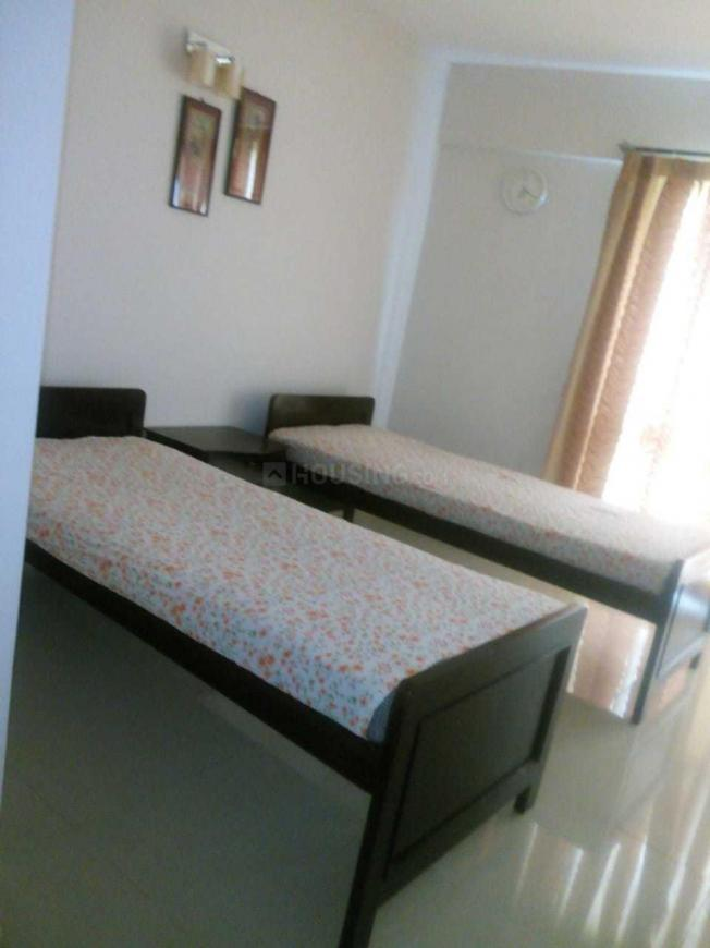 Bedroom Image of 980 Sq.ft 2 BHK Apartment for rent in Keshtopur for 10000