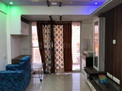 Gallery Cover Image of 600 Sq.ft 1 BHK Apartment for rent in Ghansoli for 18000