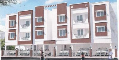 Gallery Cover Image of 1260 Sq.ft 3 BHK Apartment for buy in Manapakkam for 6930000