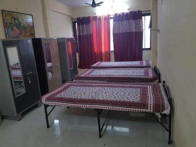 Bedroom Image of PG 4545291 Borivali East in Borivali East