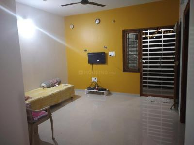 Gallery Cover Image of 800 Sq.ft 1 BHK Independent House for rent in Bangalore City Municipal Corporation Layout for 8000