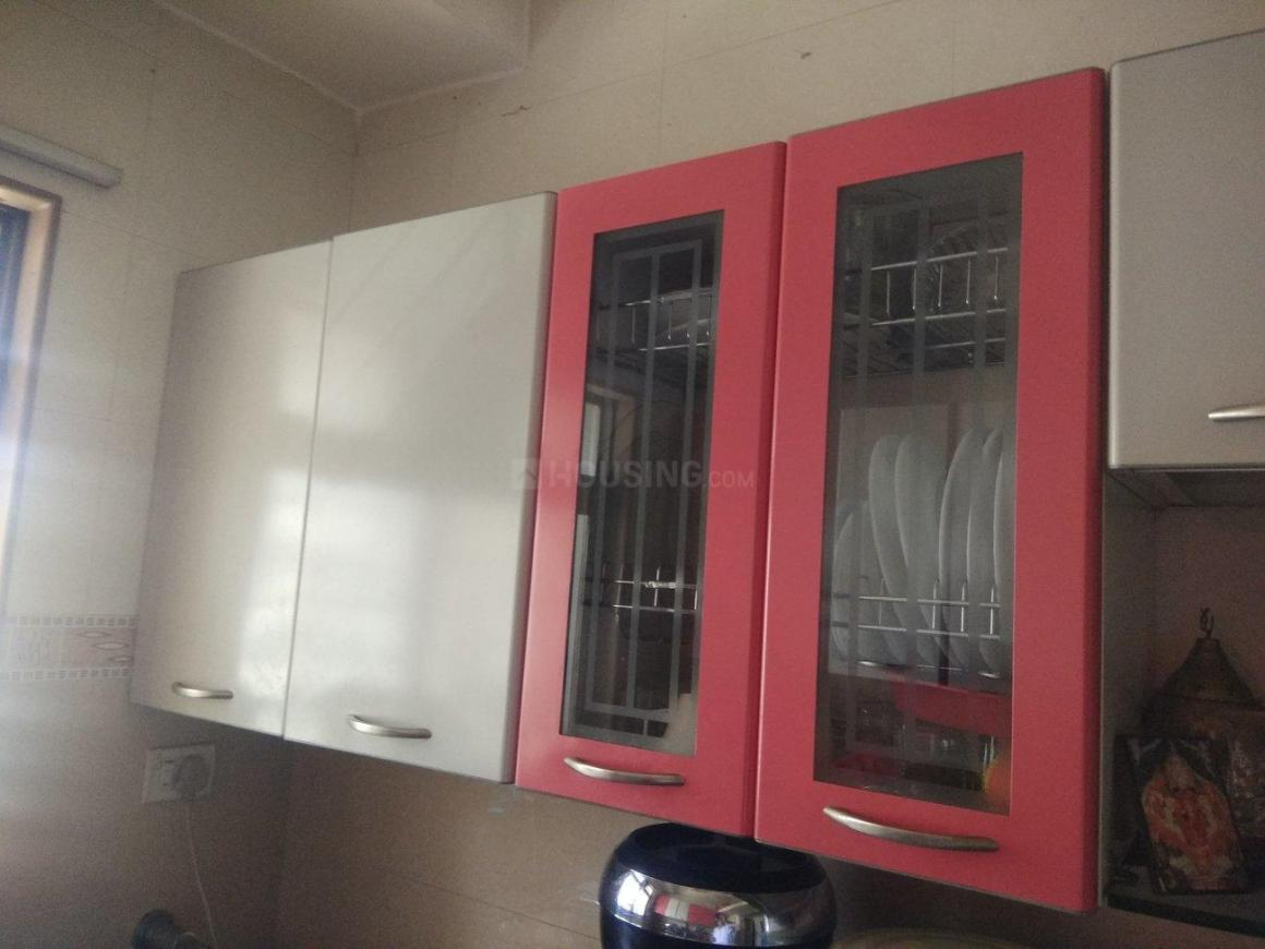 Kitchen Image of 600 Sq.ft 1 BHK Apartment for buy in Andheri East for 13500000