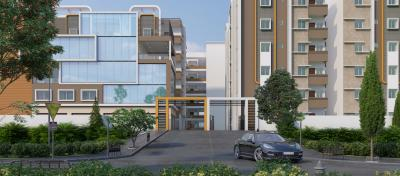Gallery Cover Image of 1150 Sq.ft 2 BHK Apartment for buy in Kompally for 4830000