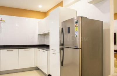Kitchen Image of 3 Bhk (tb-303) In Golf Edge in Gachibowli