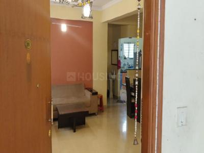 Gallery Cover Image of 1200 Sq.ft 1 BHK Apartment for rent in Innovative Flora, Cox Town for 28000