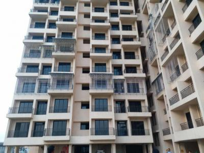 Gallery Cover Image of 700 Sq.ft 1 BHK Apartment for rent in Alisha Paradise, Taloja for 6000