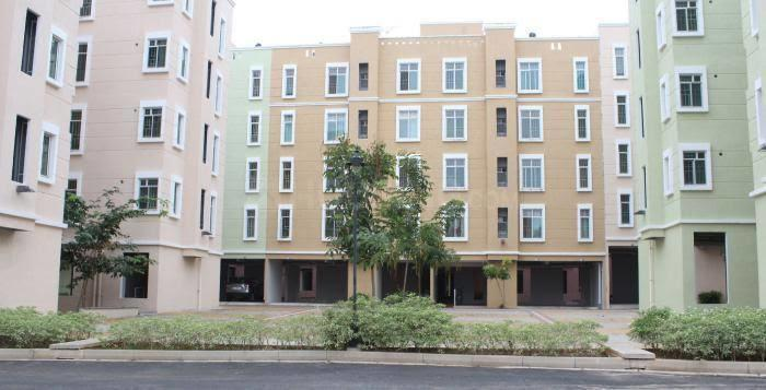 Building Image of 1500 Sq.ft 3 BHK Apartment for rent in Kaggalipura for 14000