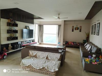 Gallery Cover Image of 3000 Sq.ft 4 BHK Apartment for buy in Bopodi for 30000000
