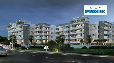Gallery Cover Image of 1251 Sq.ft 2 BHK Apartment for buy in Mahaveer Trident, Basapura for 5841000