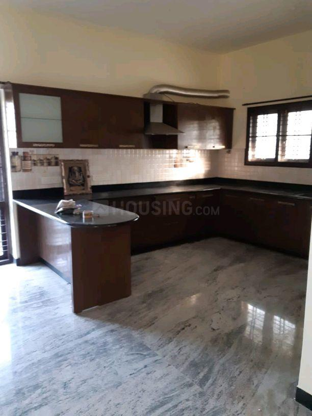 Kitchen Image of 2200 Sq.ft 3 BHK Independent House for rent in Jakkur for 33000