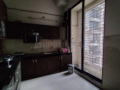 Gallery Cover Image of 1900 Sq.ft 3 BHK Apartment for rent in Progressive Sea Lounge, Belapur CBD for 65000