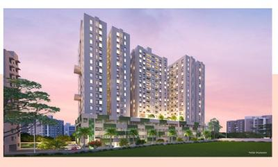 Gallery Cover Image of 1343 Sq.ft 3 BHK Apartment for buy in Karve Nagar for 14500000