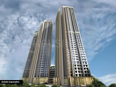 Gallery Cover Image of 1711 Sq.ft 3 BHK Apartment for buy in Shapoorji Pallonji Sarova, Kandivali East for 21200000