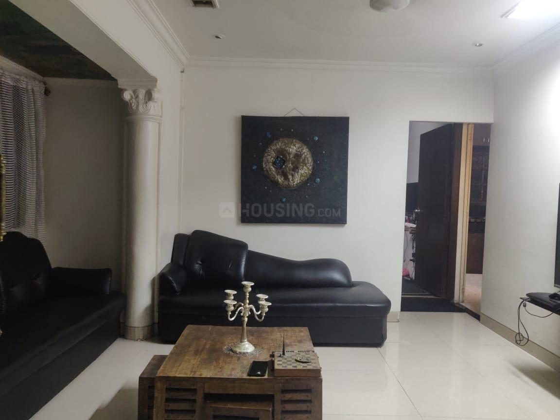Living Room Image of 500 Sq.ft 1 BHK Apartment for rent in Girgaon for 40000