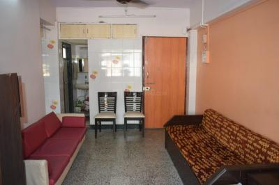 Gallery Cover Image of 800 Sq.ft 1 BHK Apartment for rent in Twin Tower, Prabhadevi for 42000