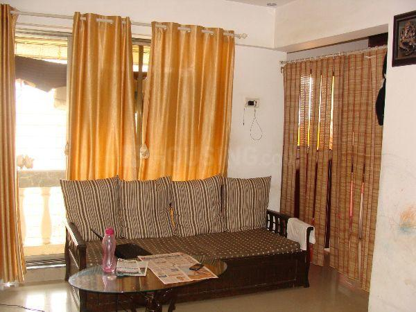 Living Room Image of 875 Sq.ft 2 BHK Apartment for rent in Kalamboli for 12000