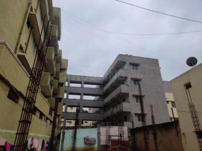 Gallery Cover Image of 500 Sq.ft 1 BHK Apartment for rent in VVS Residency, Whitefield for 10000