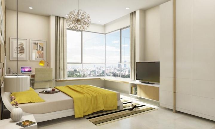 Hall Image of 1421 Sq.ft 3 BHK Apartment for buy in VTP Hi Life Phase 2, Thergaon for 9367000