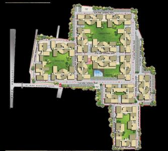 Gallery Cover Image of 1100 Sq.ft 3 BHK Apartment for buy in Madhyamgram for 3850000
