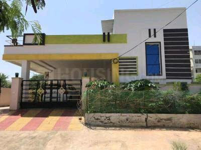 Gallery Cover Image of 1000 Sq.ft 2 BHK Independent House for buy in Kothur for 4000000