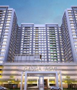 Gallery Cover Image of 980 Sq.ft 2 BHK Apartment for buy in Wakad for 6570000