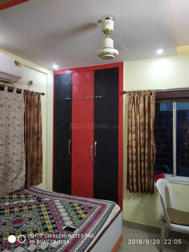 Bedroom Image of 900 Sq.ft 2 BHK Independent Floor for rent in Tollygunge for 17000