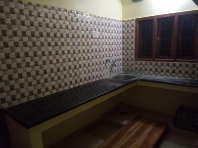 Gallery Cover Image of 700 Sq.ft 1 BHK Independent House for rent in Medavakkam for 8000