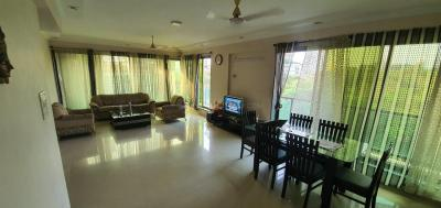 Gallery Cover Image of 2350 Sq.ft 3 BHK Independent Floor for rent in Belapur CBD for 80000