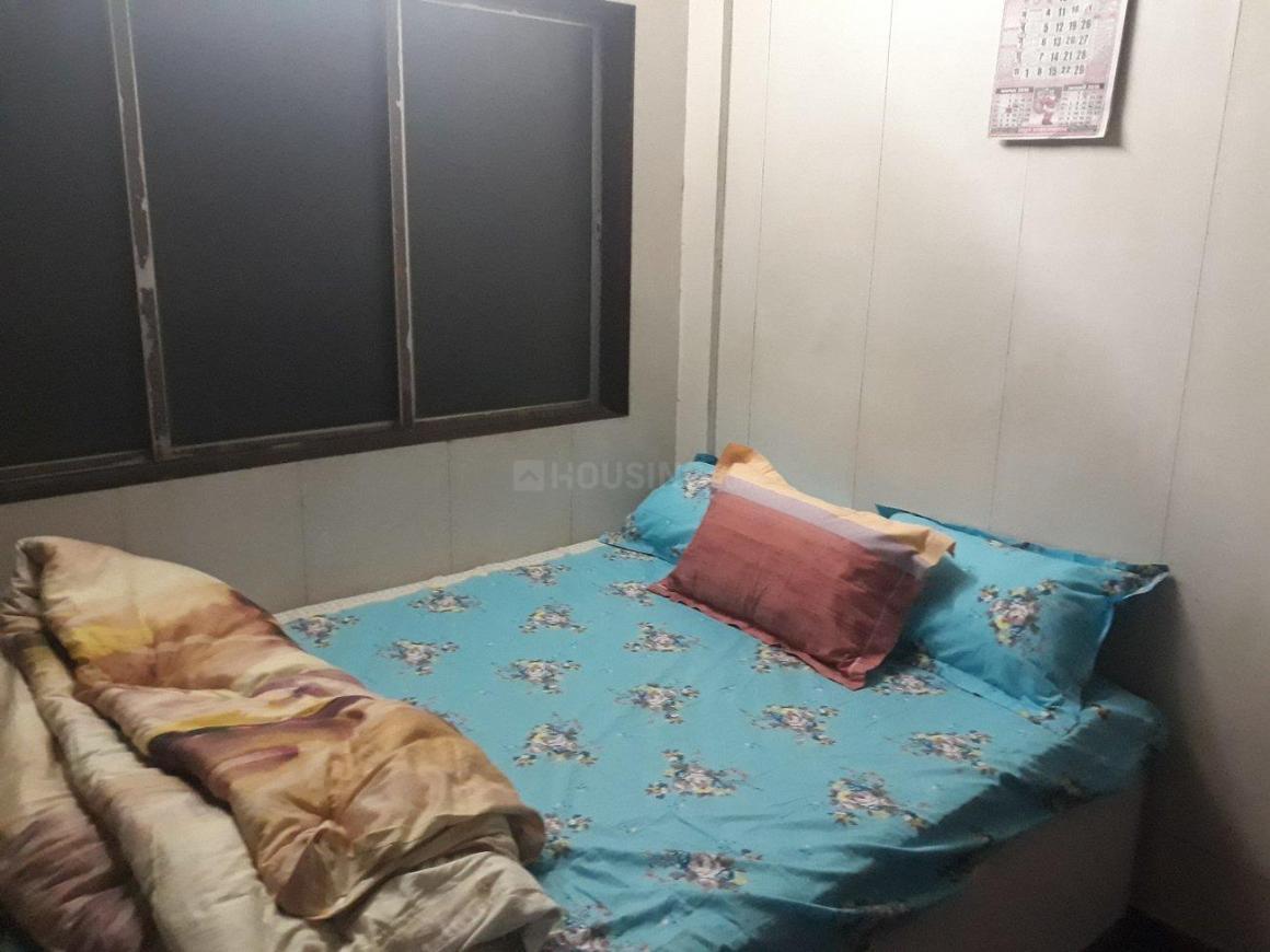 Bedroom Image of 670 Sq.ft 1 BHK Apartment for rent in Kopar Khairane for 18000